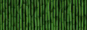 Bamboo splashback