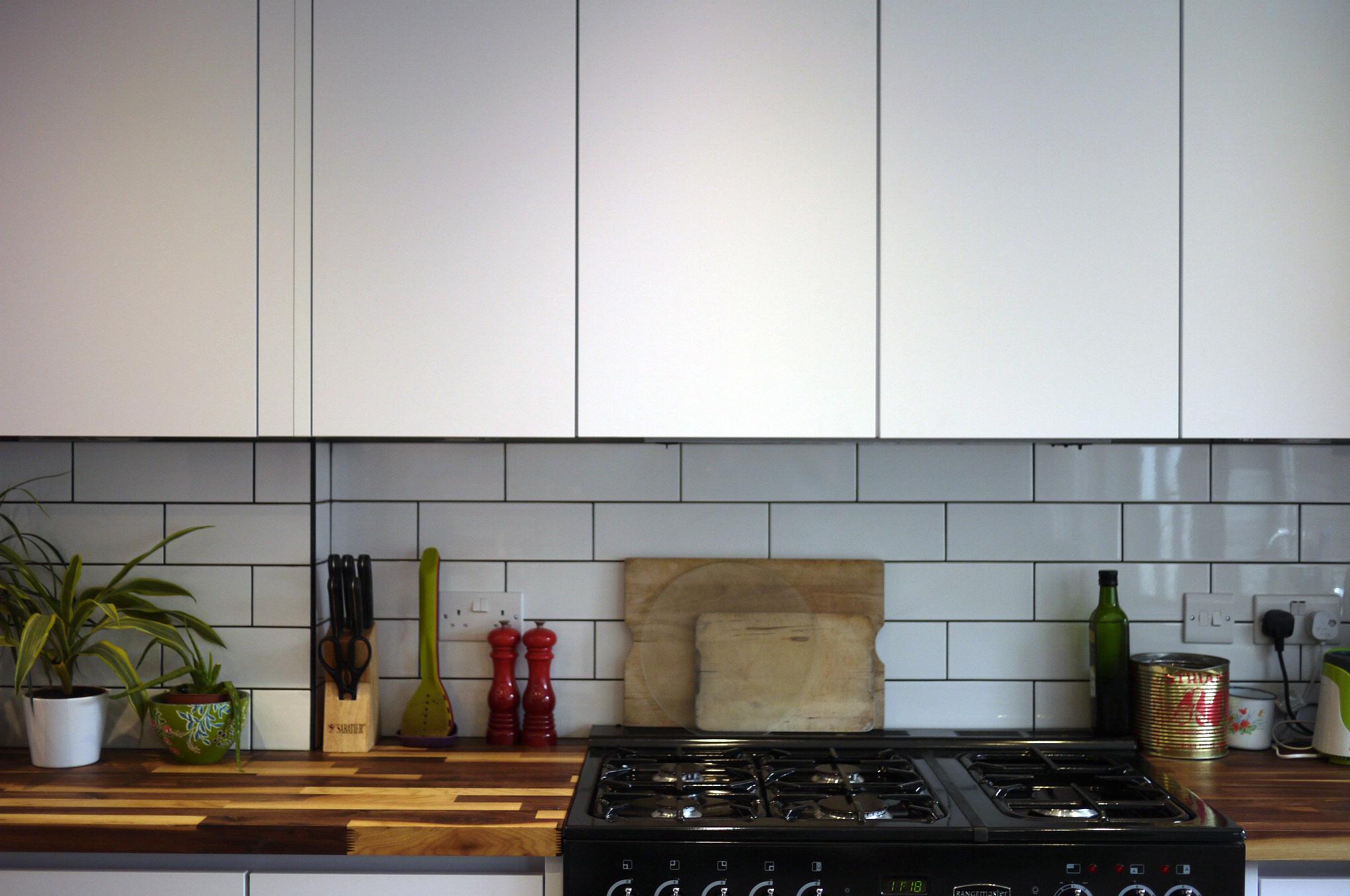 Beautiful, Modern Kitchen Refurbishment In East London Property ...