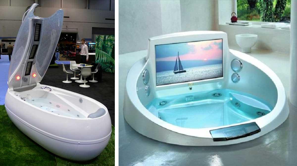 Best of High-tech Bathroom Accessories - OpenPlanned