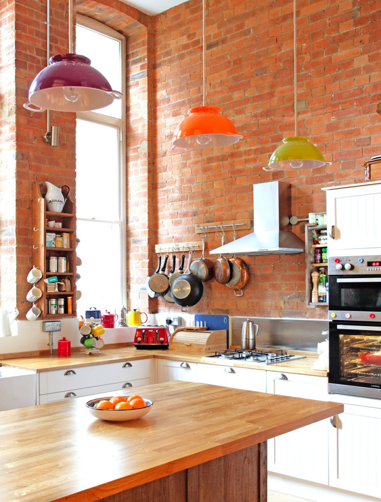 Colander-kitchen-lights-by-Avocado-Sweets