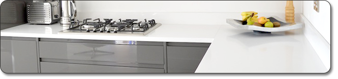 kitchen-worktop-image-with-gray-cabinets-and-elegant-hub